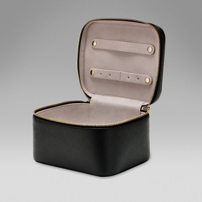 Mini Jewellery Case Smythson Products I Love Pinterest