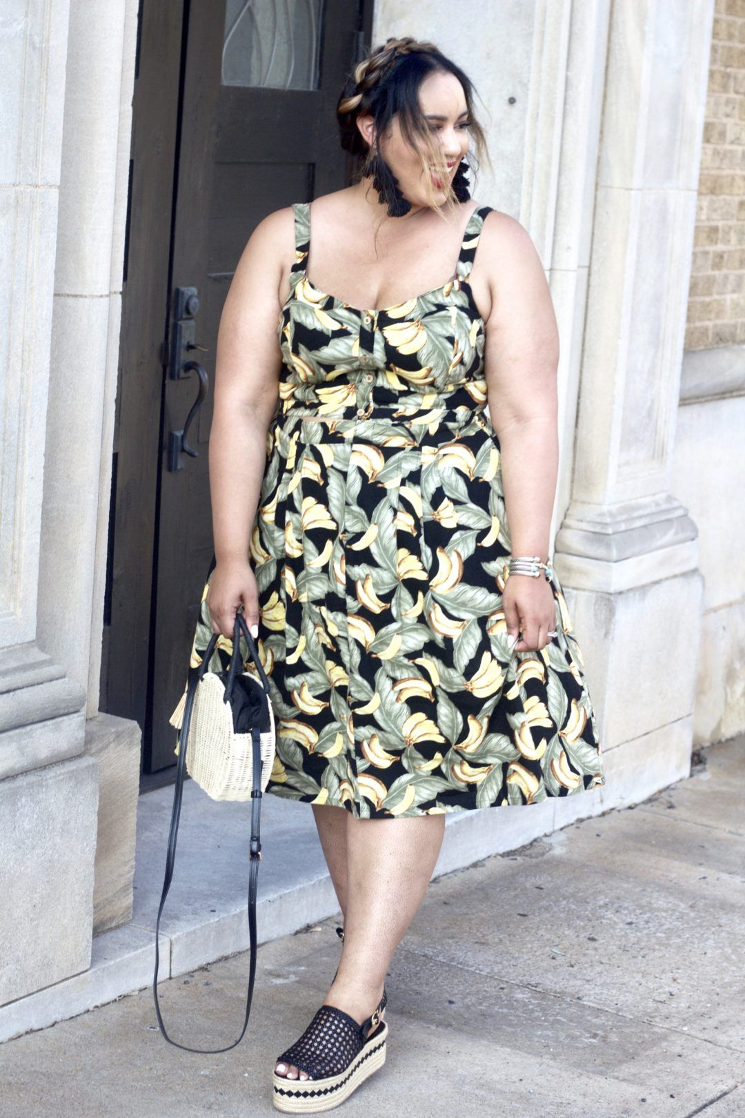 3a89c05c62a65 Summertime Uniform | Plus Size Fashion | Fashion, Plus size fashion ...