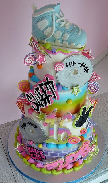 Sweet 16 Cake Ideas Birthday Cake Sweet 16 Birthday