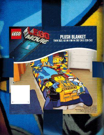 Gift Ideas - The Lego Movie Emmet Plush Blanket | LEGO Movie ...