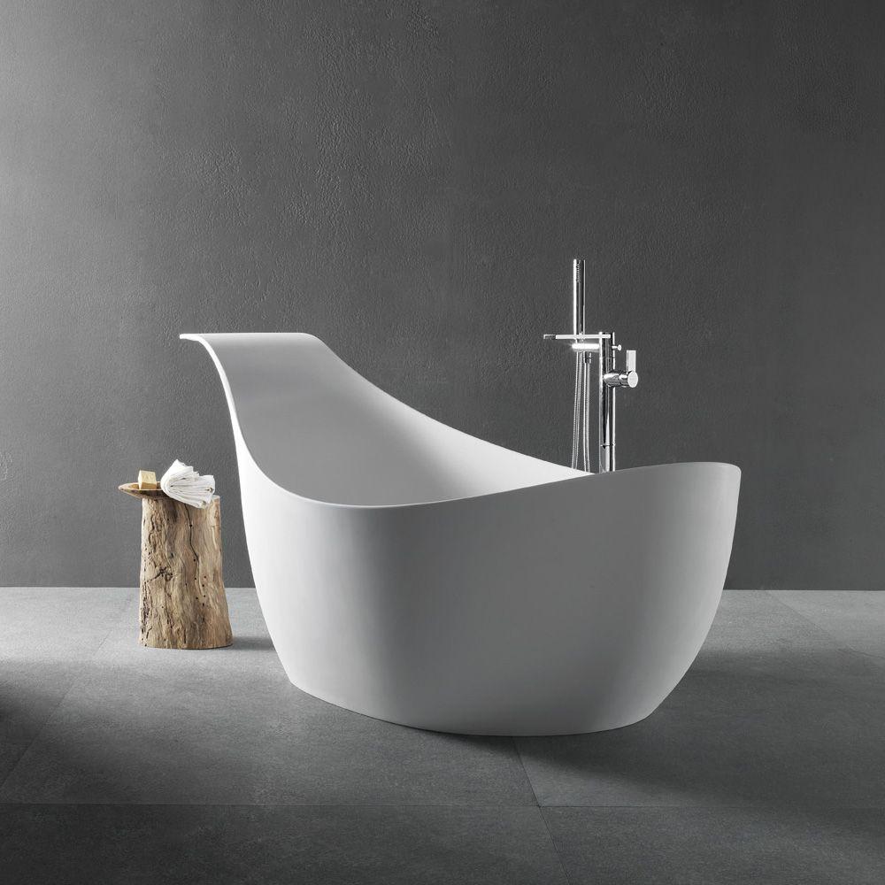 vasca freestanding dal design moderno love novello | novello ... - Novello Arredo Bagno Prezzi