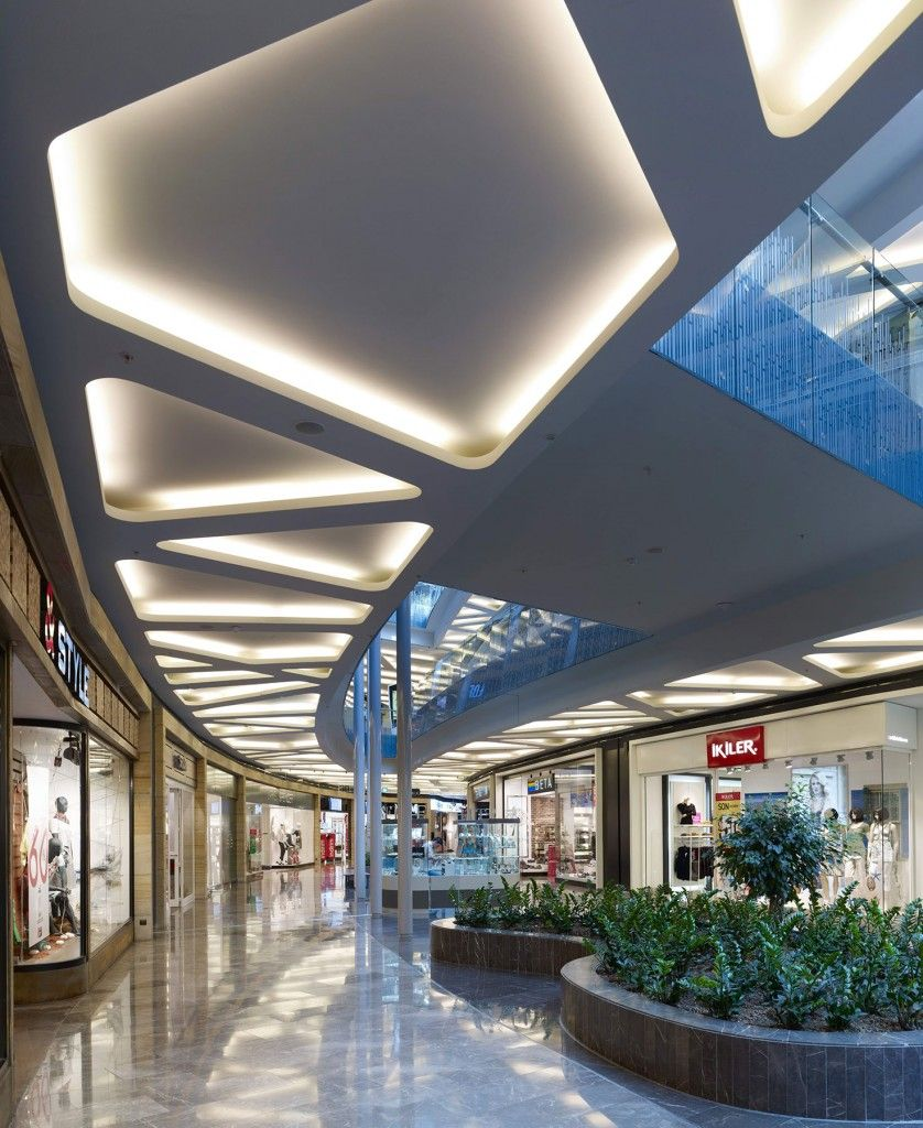 Interior Design Shopping: SHOPPING FACILITIES AS THE NEW COMMUNITY CENTERS OF OUR