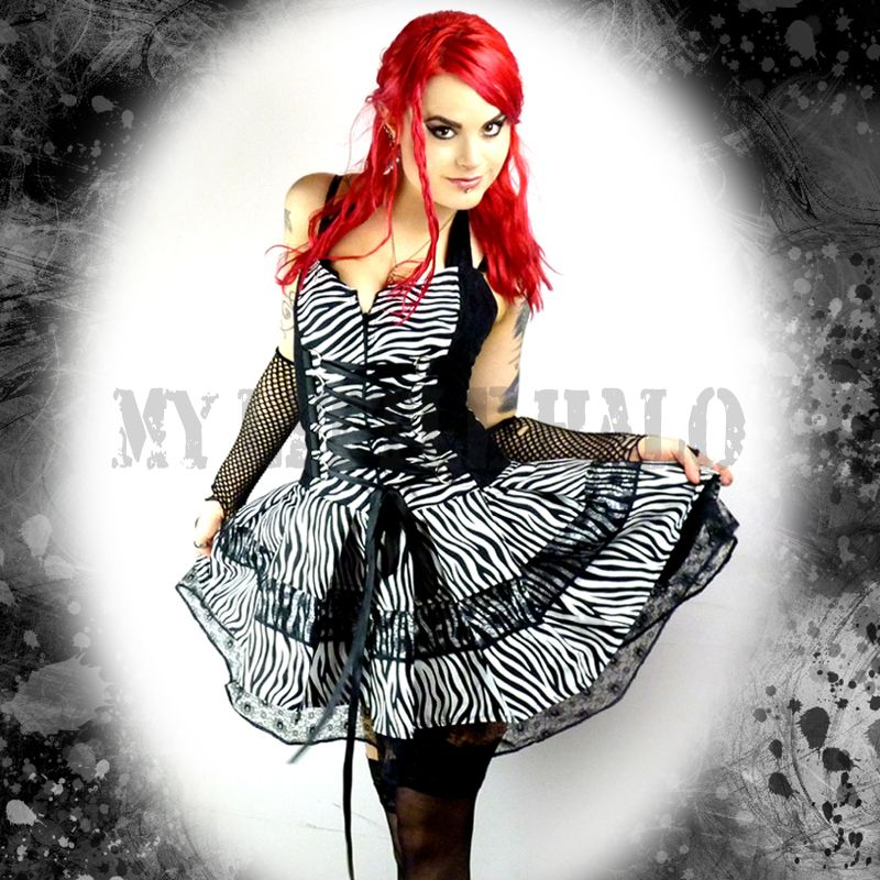 Zebra Print Dress With Pink Google Search In Love With Zebra