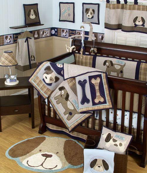 Puppy Themed Nursery