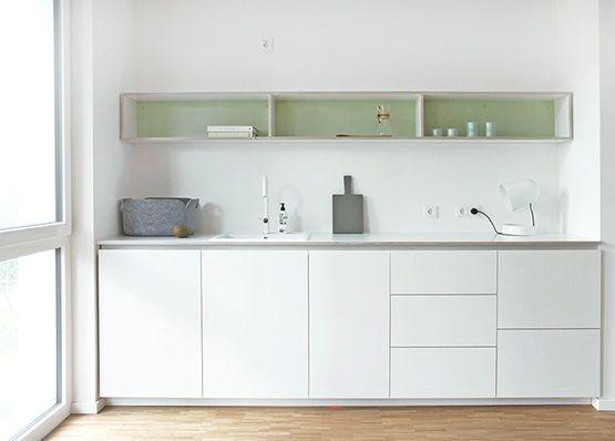 Eine puristische Küche Jäll \ Tofta Küche Pinterest - bilder für die küche