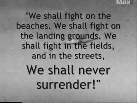 Ww2 Quotes Enchanting Churchhill Videofamous Quotes Of Ww48 This Is The Type