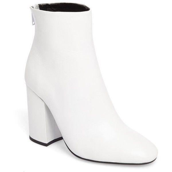 Tony Bianco Women's Aseki Block Heel Bootie X5cprKF