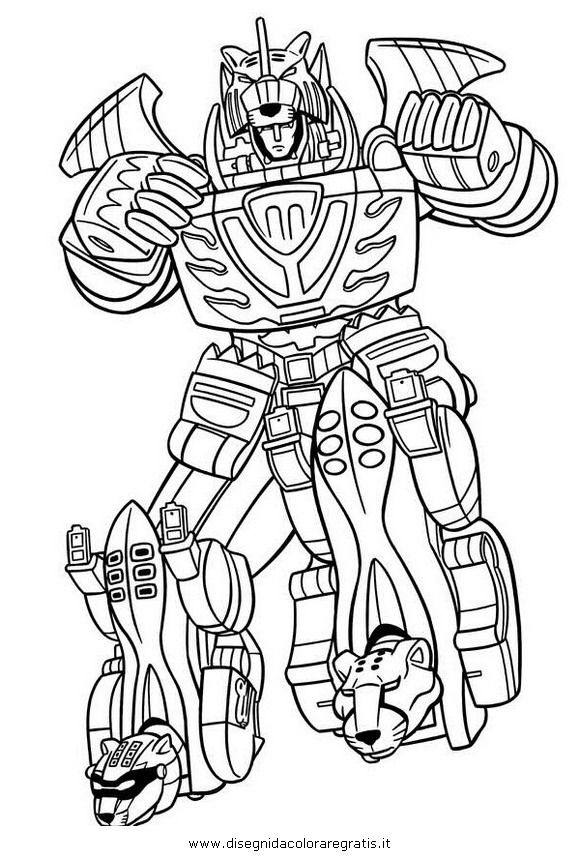 pirate power rangers coloring pages - photo#38