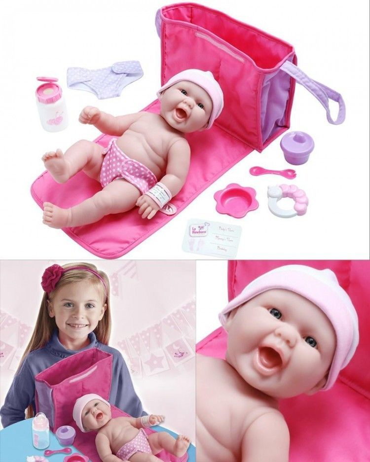 22 Look Real Melia Reborn Baby Doll Girl , Birthday Present