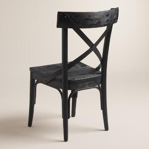 Perfect Black French Bistro Side Chairs, Set Of 2 | World Market