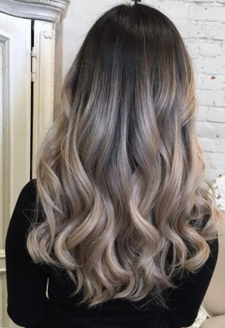 Hair Image By Michelle Alvarez Chavez Ash Blonde Balayage Dark
