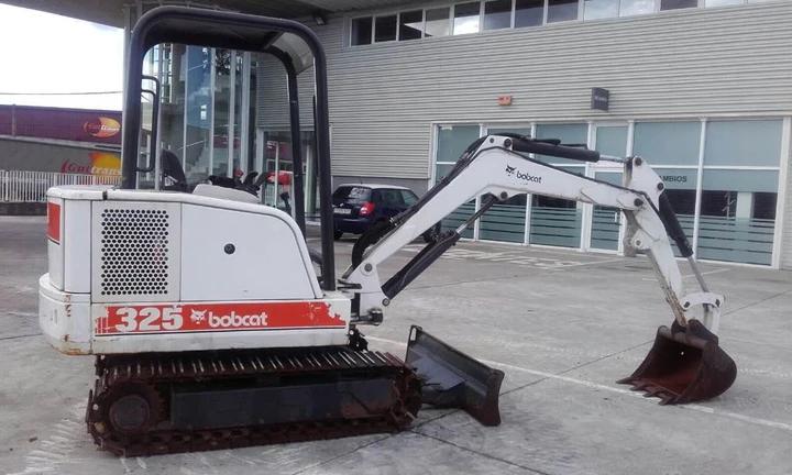 Bobcat 325 328 Midi Excavator Electrical Hydraulic Schematic Manual 2341 11001 Hydraulic Excavator Repair Manuals Excavator