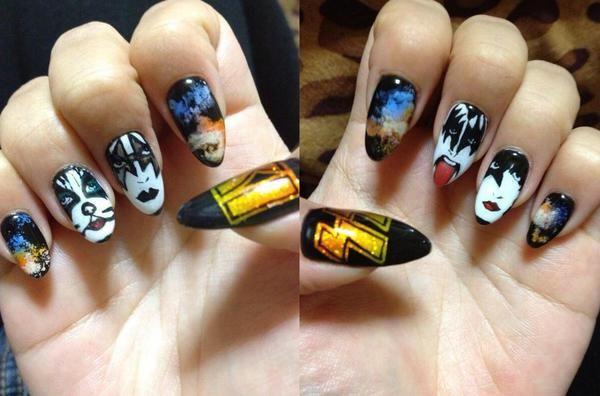 band nails - Google zoeken