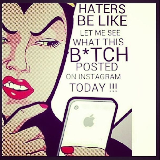 Pahaha, good thing my instagram is PRIVATE. Too bad you can't do the same with Pinterest. Hataaaaaaaa