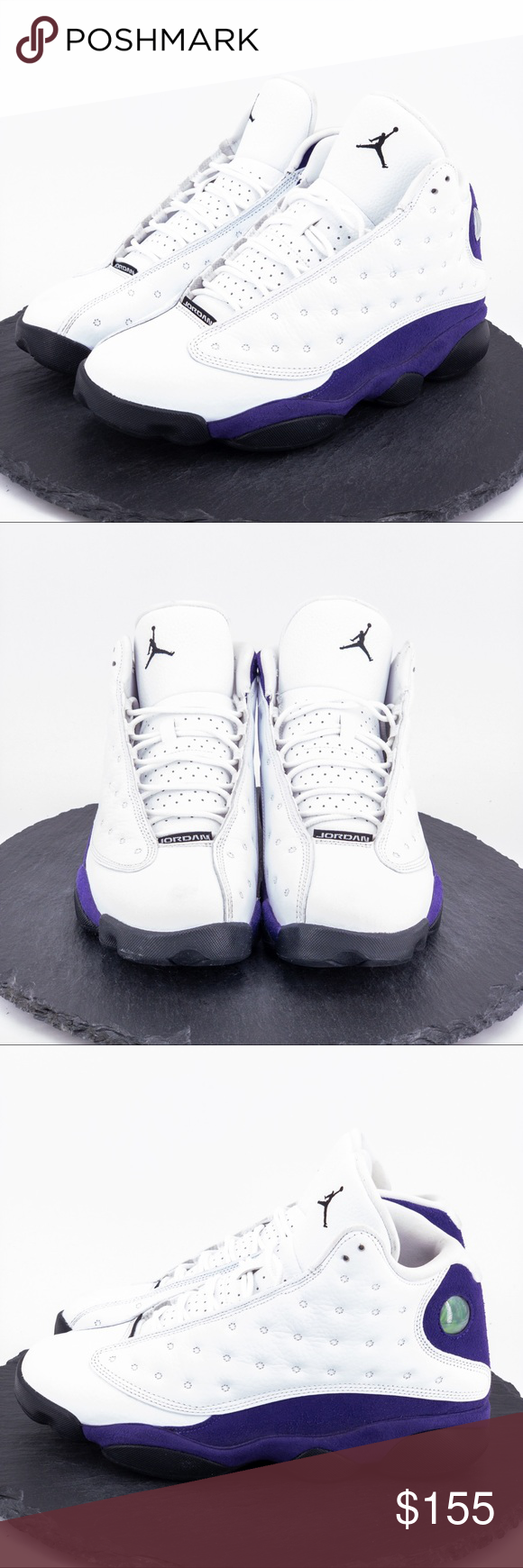 Jordan Retro XIII Lakers Mens Size 10.5