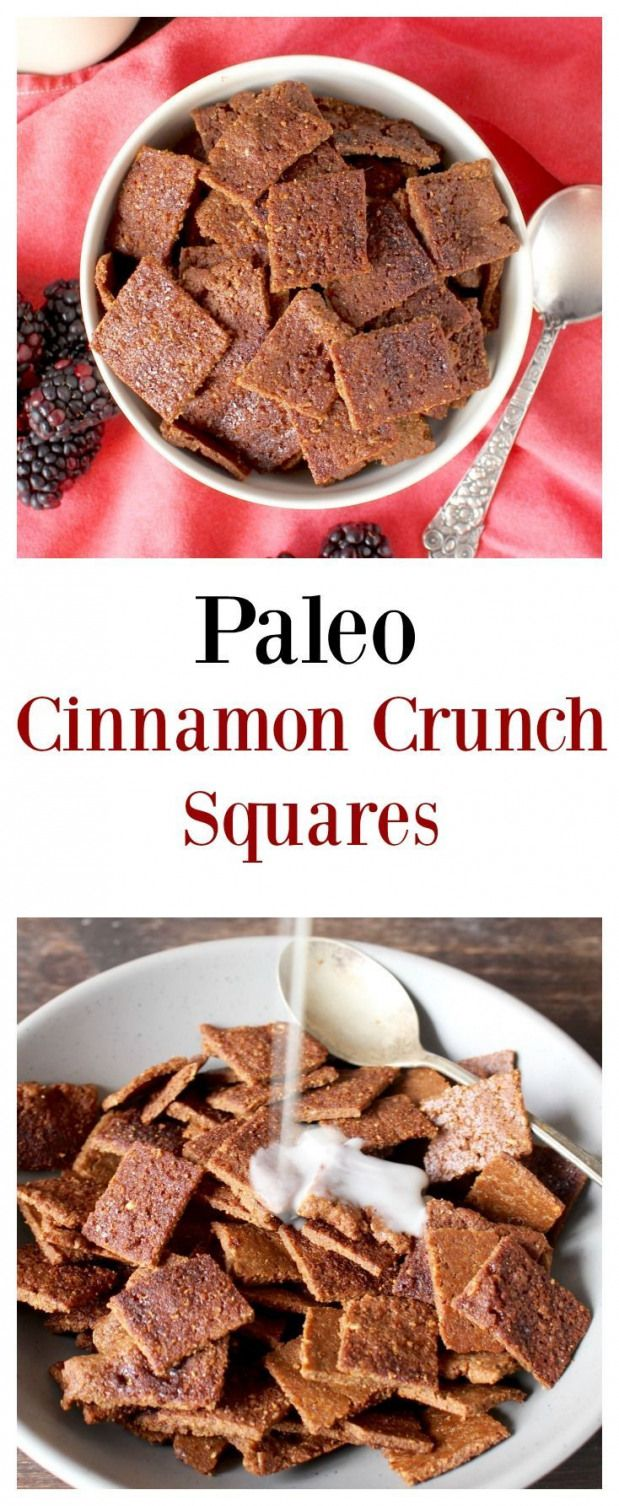 Your favorite recipe source for healthy food [Paleo, Vegan, Gluten free] #cinnamontoastcrunch