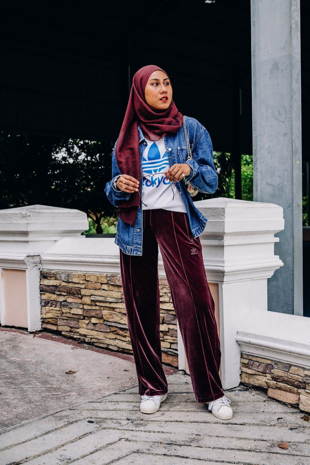 My Airport Outfit That I Didn T Wear To The Airport Daily Hijab