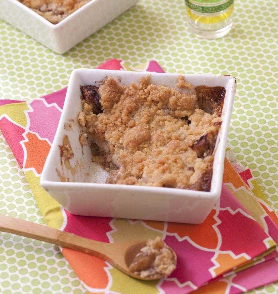 Crumble Aux Pommes Du Chat Qui Tousse De Marmiton Recette Crumble Pomme Dessert Crumble