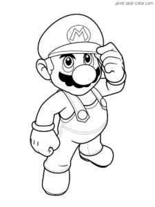 Super Smash Bros Coloring Pages Print And Color Com Smash Bros Coloring Pages Super Smash Bros