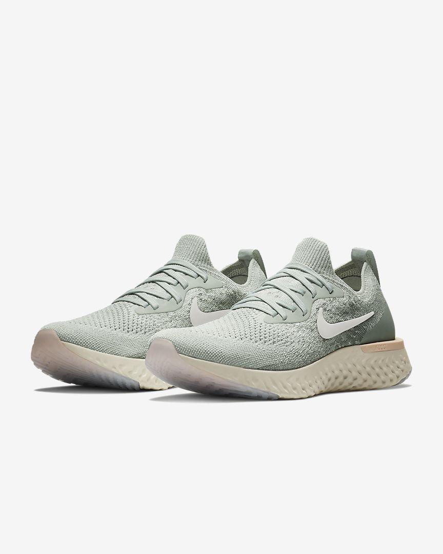 Nike Epic React Flyknit Zapatillas de running Mujer