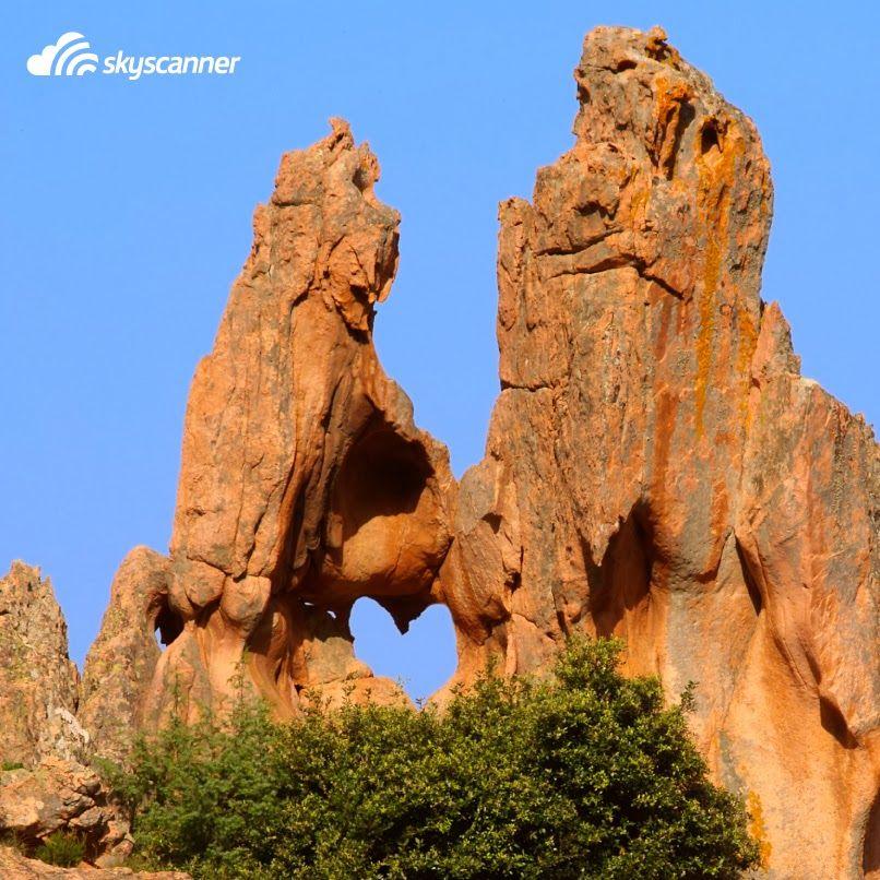Statues naturelles