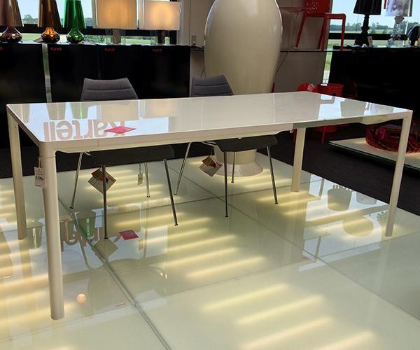 Kartell zoom udtræksbord demo decorist living area in 2019 table