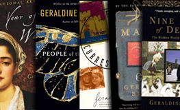 Geraldine Brooks was awarded the Pulitzer Prize in fiction in 2006 for her novel March. Her first novel, Year of Wonders, is an international bestseller