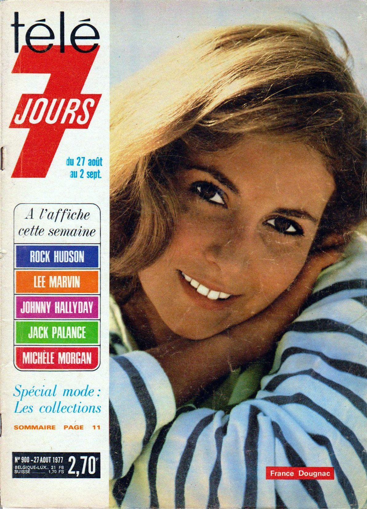 France Dougnac Nude Photos 48