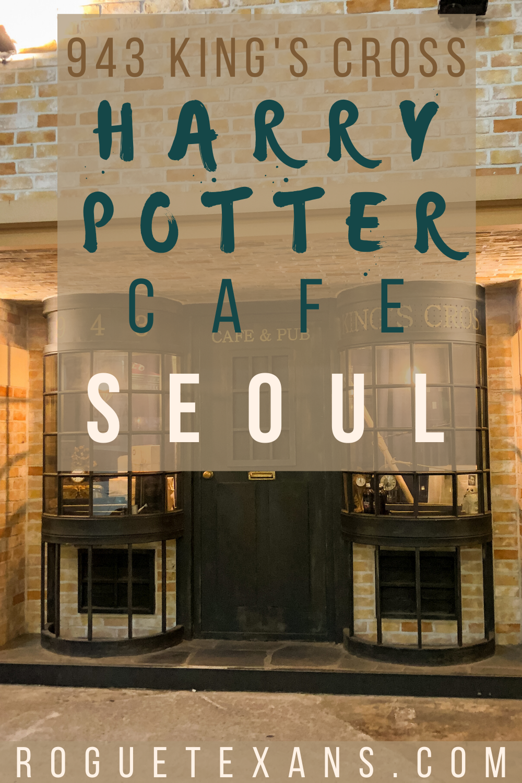 Seoul S Harry Potter Cafe Travel Destinations Asia Asia Travel Korea Travel