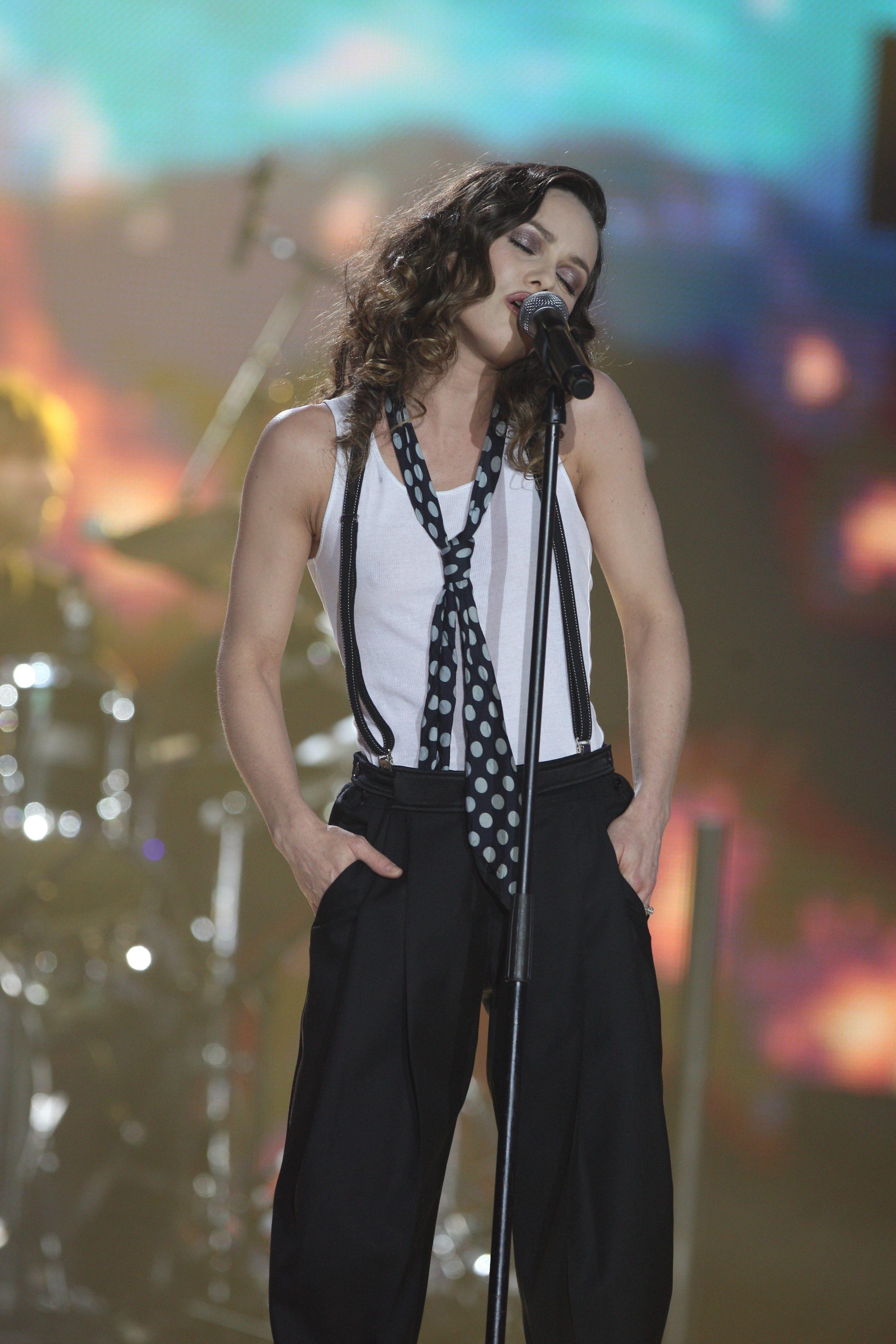Vanessa Paradis. 2008