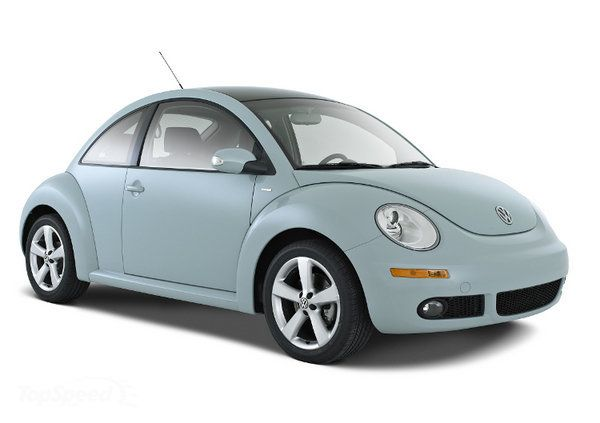 2010 Limited Edition VW Beetle  Blue  Pinterest  Vw beetles and