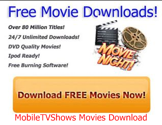 Mobile TV Shows Download On the MobileTvshows net