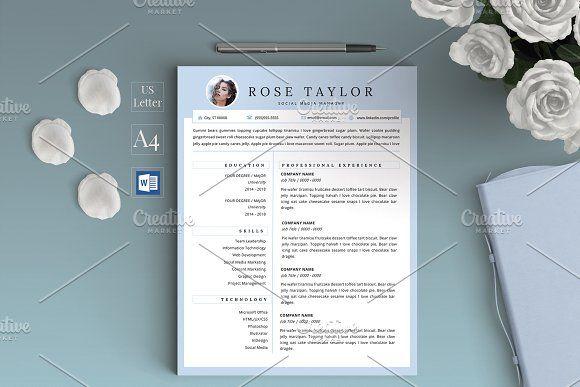 Resume Template CV