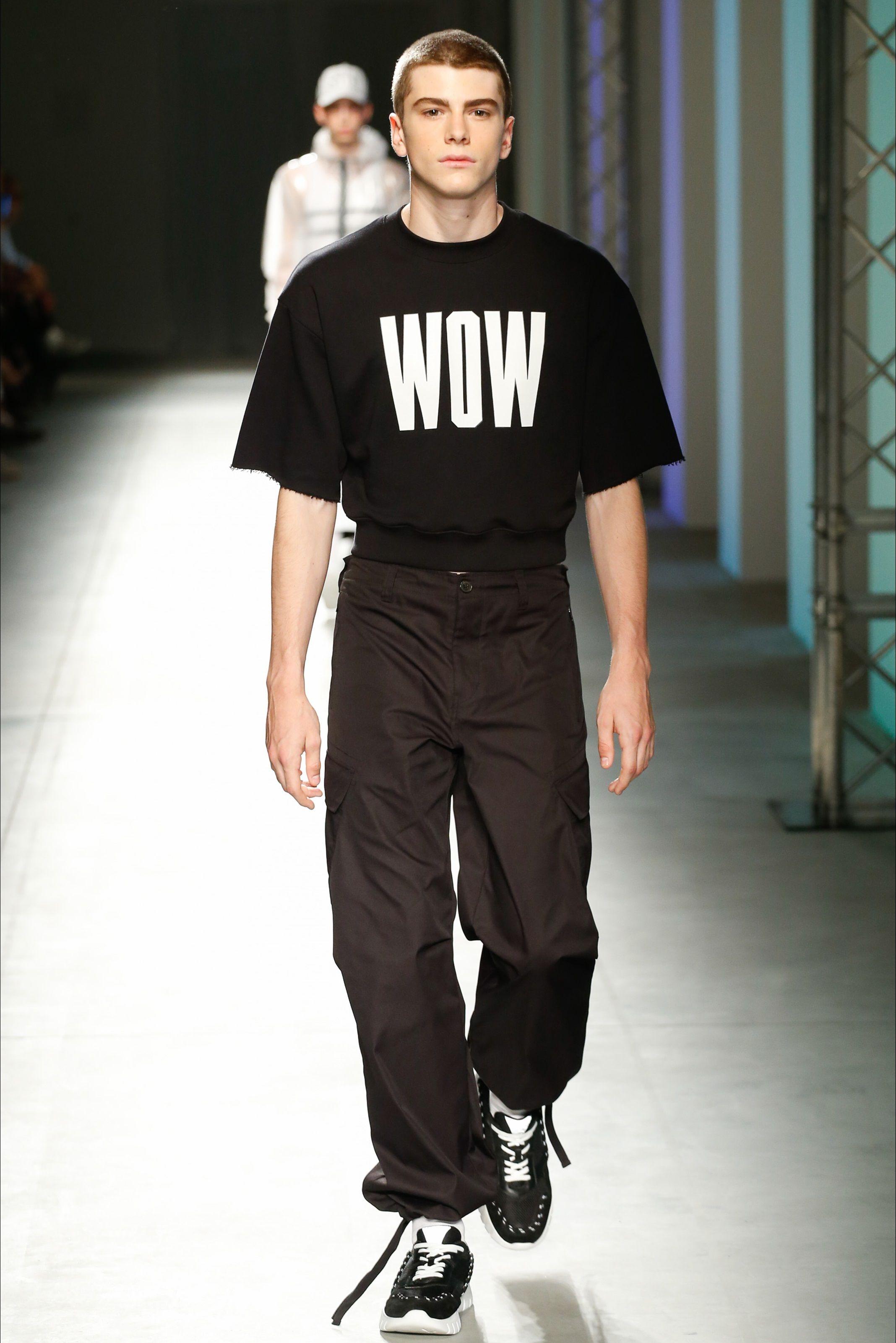 6e6bcae03d MSGM en 2019 Fashion Week Milan t Moda Primavera
