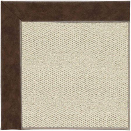 Inspirit Linen Machine-Tufted Area Rug, Brown