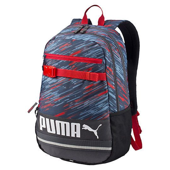 5061010ae9d9 Puma Deck Boys Backpack Rucksack Sports School Bag  PUMA  Backpack ...