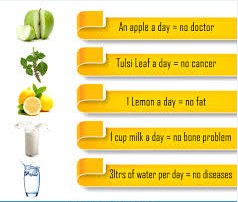 Some tips to remain healthy...