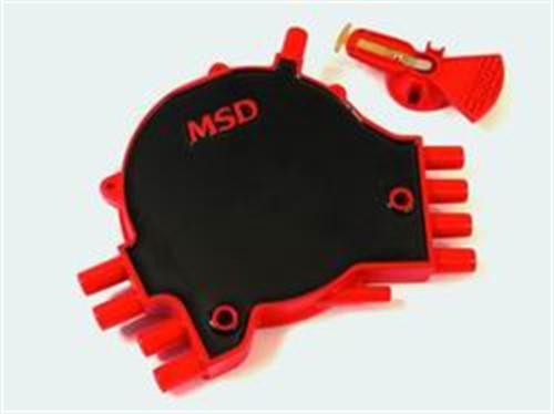 Msd 8481 Distributor Cap And Rotor Kit