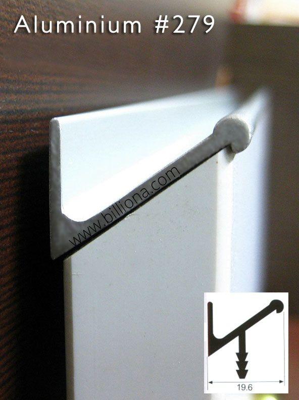 Aluminium Handle 279 Kitchen Handles Sliding Door Handles Kitchen Door Handles