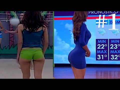 Media Ribs Mexican Weather Girl Yanet Garcia Hot