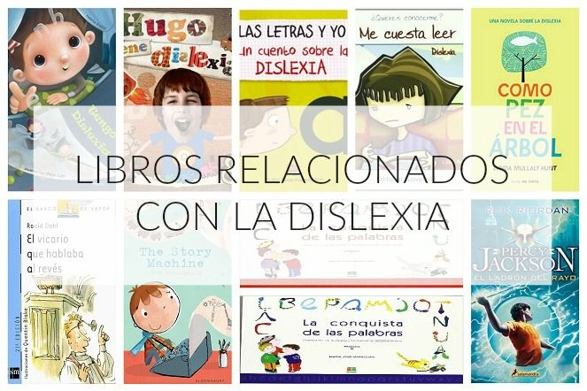 Algunos libros pueden ser útiles para los niños con Dislexia y sus familias. Hoy te muestro algunos de ellos en el blog de juegos y juguetes