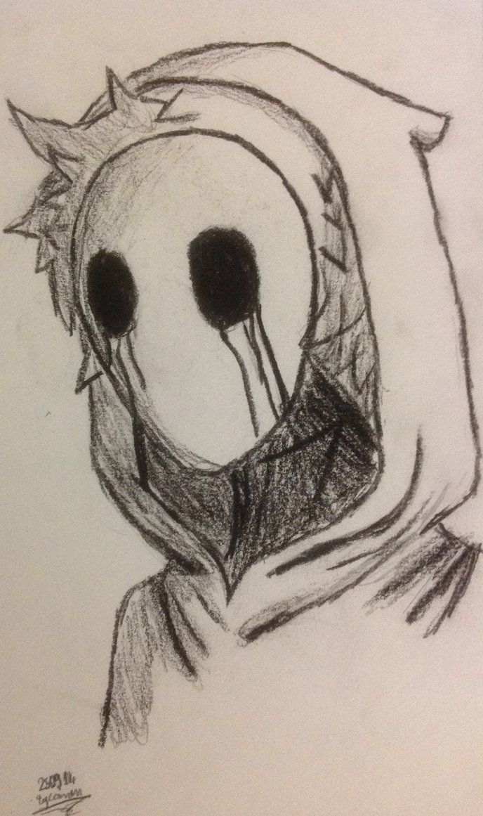 Creepypasta Drawings Laughing Jack