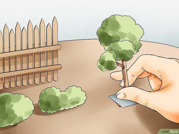 Make a Motte and Bailey Castle Motte and bailey castle