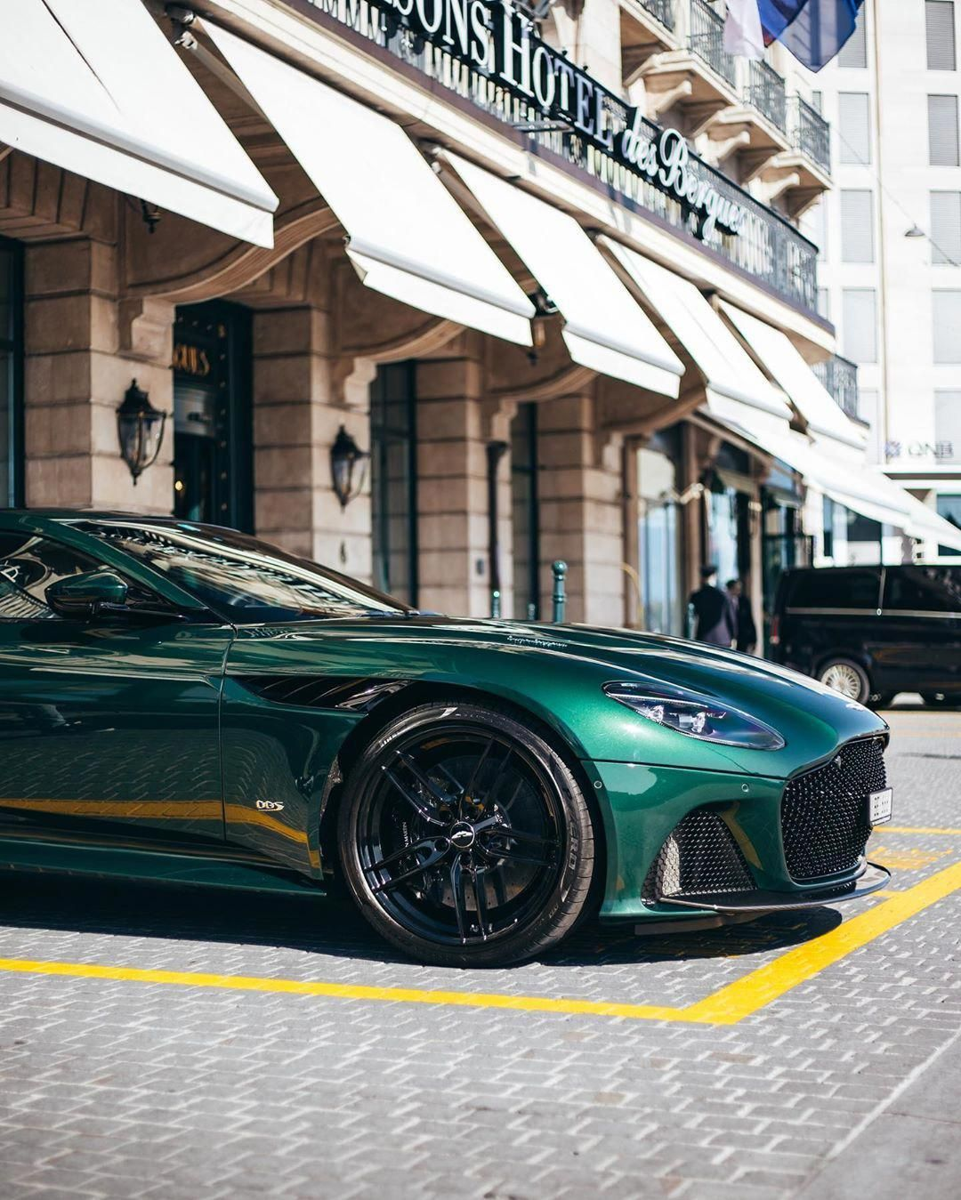 Tristan Bronnimann On Instagram A Very Classy Dbs Featuring Fsgeneva Incredibly Photogenic Facade Astonmartin In 2020 Top Luxury Cars Luxury Cars Cool Sports Cars