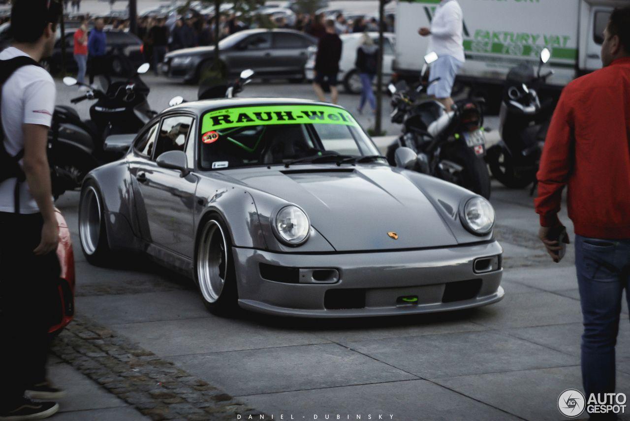 Porsche Rauh Welt Begriff 964 1 Porsche Pinterest