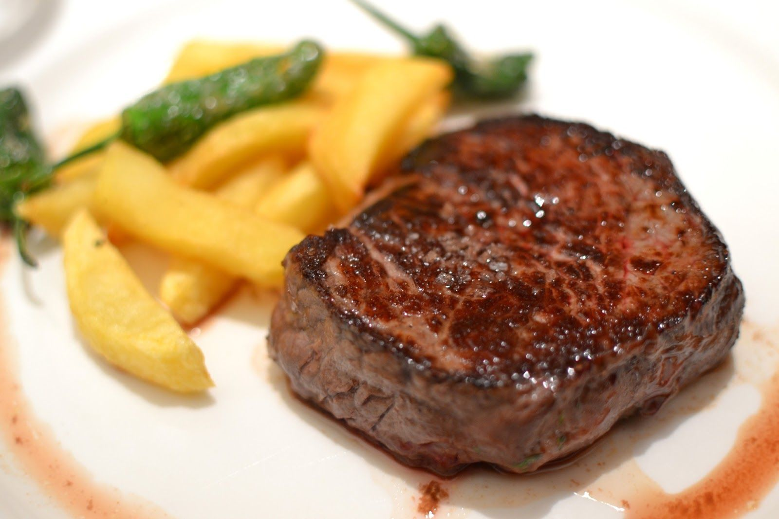 solomillo brasa. | Comer mis carnes. | Pinterest