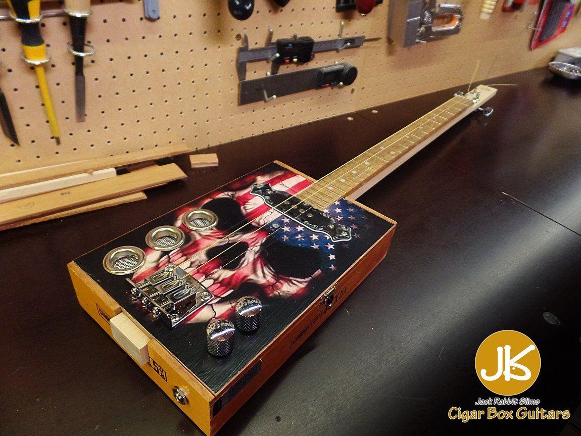 Pin by jack rabbit on cigar box guitars uk box guitar
