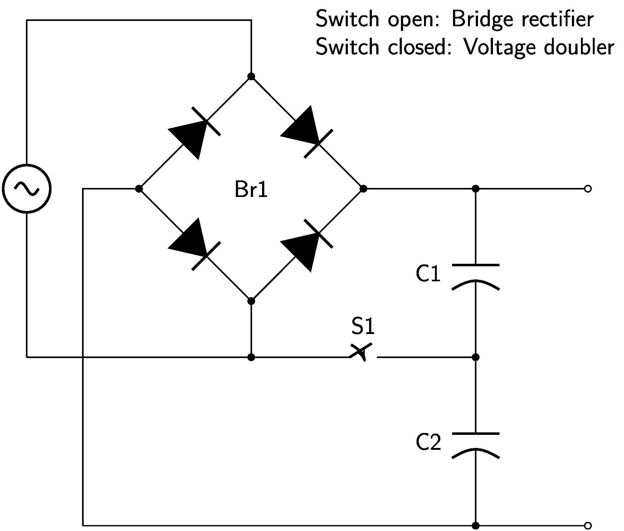 way bridge rectifier wiring diagram components tube unusual kbpc3510 inside wiring diagram bridge rectifier [ 2000 x 1701 Pixel ]