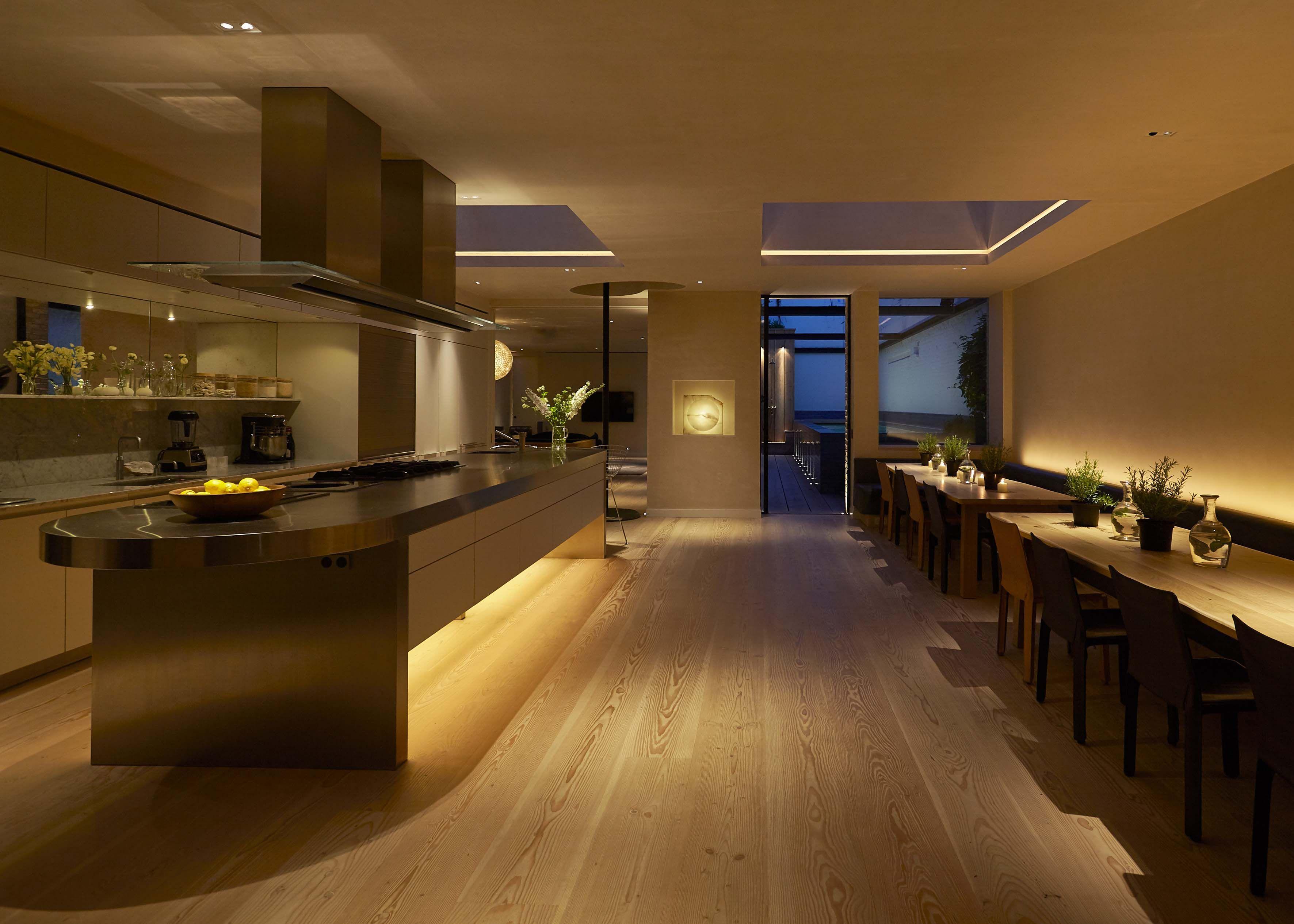 John Cullen Kitchen Lighting 97a Light Architecture