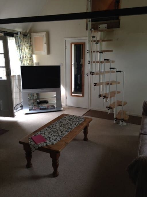 Check out this awesome listing on Airbnb: Cosy New Forest Cottage with charm and tranquility - Guesthouse for Rent in Ringwood